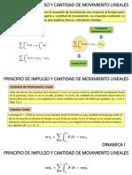 Cinetica de Una Particula Impulso y Cantidad de Movimiento(1)