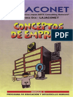 C - Conceptos de Empresa