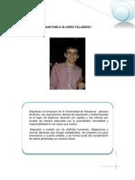 Hoja de Vida Juan Pablo Alvarez