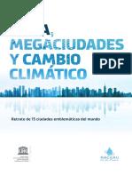 Agua Megaciudades Cambio Climatico