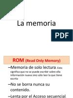 6.- memoria