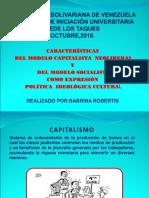CAPITALISMO & SOCIALISMO DIAPOSITIVAS