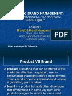 Kavin Keller Brand Management CH#1