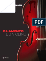 O Lamento do Violino - Gabriel Rolon.epub