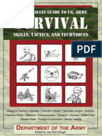 The Ultimate Guide to U.S. Army Survival Skills, Tactics and Techniques (2011)