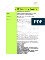 Ficha Técnica Roberto y Rosita