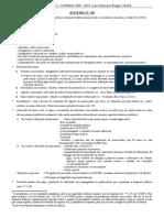 ROTEIRO N.° 05 - direito civil parte geral 2009