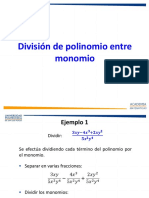 4.- División de Polinomio Entre Monomio(1)