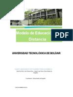 Investigación- Documento Creación CEaD UTB