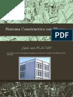 Sistema Constructivo Con Placas