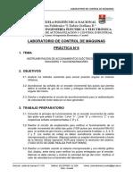 Practica 4. Instrumentacion de Controladores Electricos Parte 2