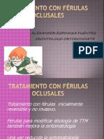 Tratamiento Con Férulas Oclusales