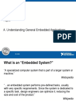 Lesson 1 What is Embedded