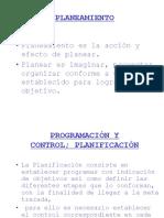 Curso Programacion y Control de Obras AVANCE UANCV