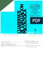 MANUAL El Test de Zulliger en la Evaluación de Personal (Zdunic, A.).pdf