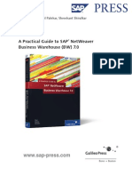 Practical Guide to SAP NetWeaver BW 7 0 -- Sample