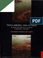 Antonio Garcia de Leon - Tierra Adentro, Mr Afuera 100-200pp