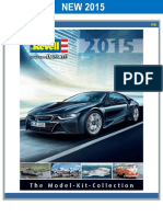 Catalogue Revell 2015