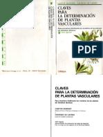 Bonnier Gaston - Claves Para La Determinacion de Plantas Vasculares
