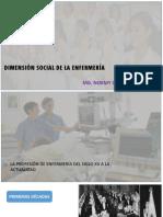 Dimención Social de La Enfermería (1)