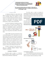 Panel Postér Estado-Nutricional