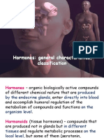 Hormones General Characteristics, Classification. (1)