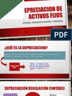 Expocicion-Depreciacion de Activos Fijos