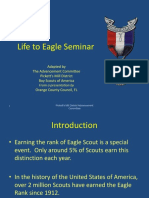 life to eagle seminar picketts mill district