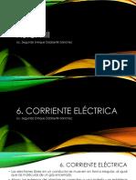Tema 06 Corriente Electrica