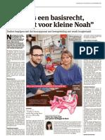 20171118 Gazet Van Antwerpen p 22