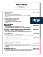 smathias resume 2017