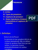 1 Pression