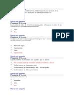 Examen Final Comercio Exterior  19 de 20