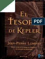 El Tesoro de Kepler - Jean-Pierre Luminet