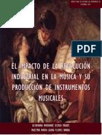 El impacto de la Revolución Industrial en la Música y su producción de instrumentos musicales