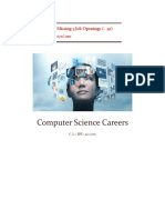 computer science careers -christian livingston