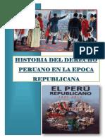 Historisa Del Derecho Peruano Republicano Grupal