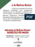 Aplicações Da Medicina Nuclear