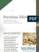 Porcelana Eléctrica 2