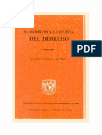 Tamayo y Salmoran, Rolando -El Derecho y La Ciencia Del Derecho