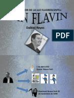 Dan Flavin