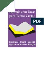 Apostila - dicas para teatro cristao.pdf