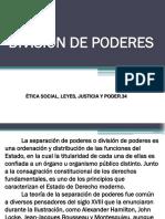 Division de Poderes.34
