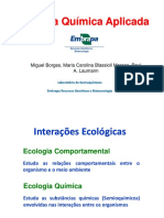 Ecologia quimica aplicada