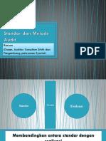 5 Standar Dan Metode Audit