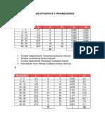 Taller Estadística y Probabilidades