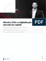 (Lido - IMPORTANTE) Altcoins Icos e a Digitalizacao Do Mercado de Capitais