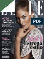 Elle Spain 2014 Enero