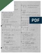 Algebra Ejercicios 106 Solucion de Todos Los Ejercicios Propuestos