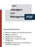 Chapter 1_Managers and Management